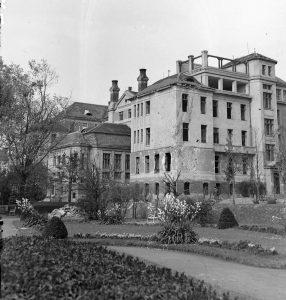 A lerombolt Klinika