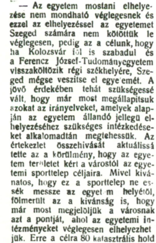 Szeged, 1922. június 10., p. 3.