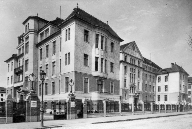 Belgyógyászati Klinika 1930 körül (4)