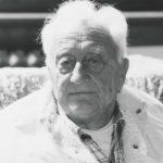 A 90 éves Szent-Györgyi portréja