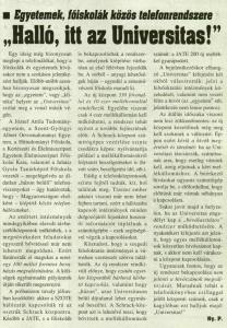 Délmagyarország, 1994. március 10., p. 9.