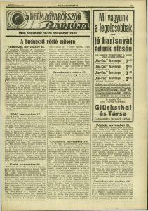Délmagyarország, 1930. november, 143. oldal