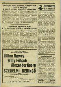 Délmagyarország, 1930. november, 167. oldal