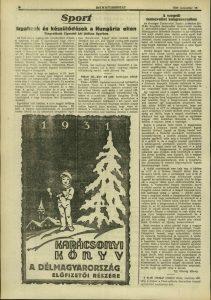 Délmagyarország, 1930. november, 170. oldal
