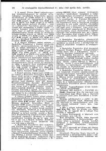 Az országgyűlés képviselőházának 61. ülése 1932 április 6-án, szerdán.